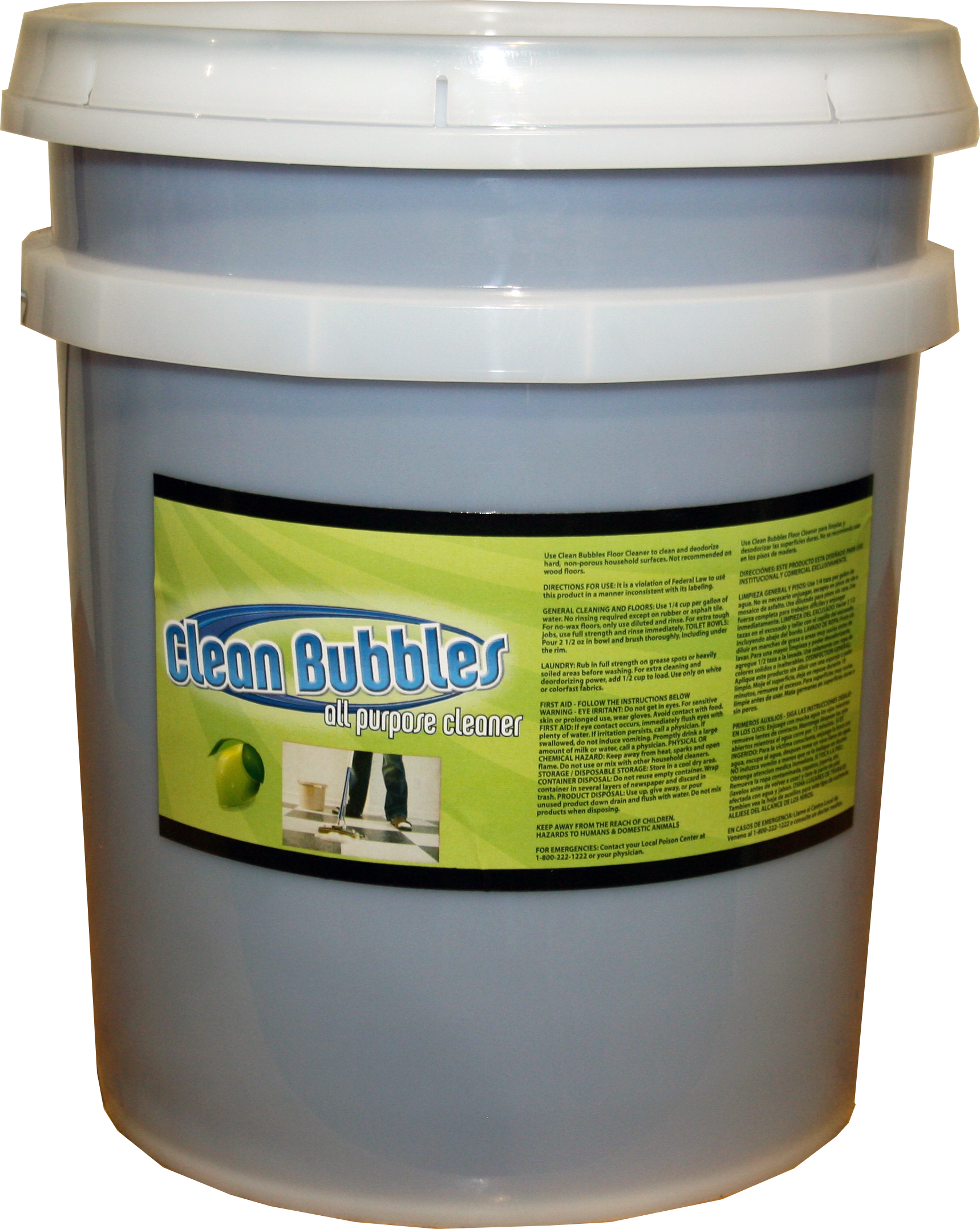 Bubbles all purpose cleaner 2